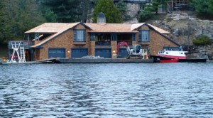 Ferndale Boathouse