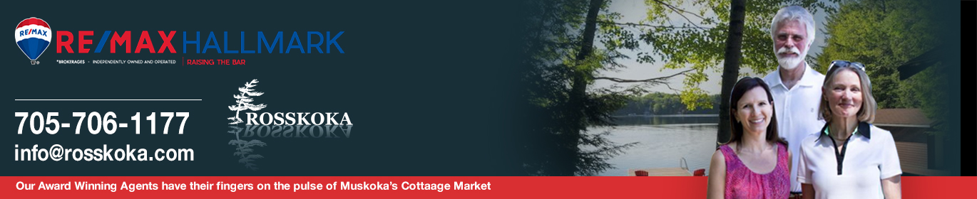 Rosskoka Team – Muskoka Cottages For Sale Logo