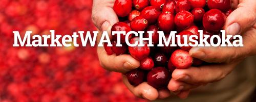 Muskoka Cranberries